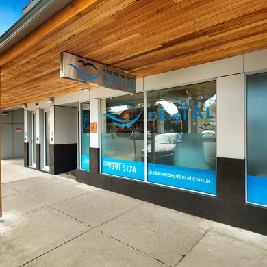 Hobsons Bay Dental is at 72 Electra St Williamstown. We offer friendly, gentle and compassionate dentistry in modern surroundings, and pride ourselves at being the forefront of our profession in education, services and technology.